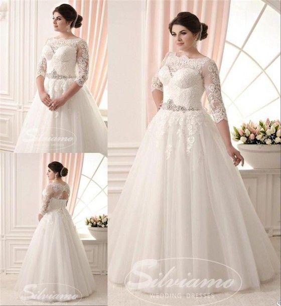 pin by leonor jimenez on plus size outfits | pinterest | wedding