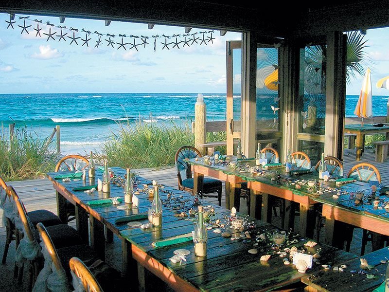 Tippy S Restaurant Eleuthera Bahamas Amazing Food And
