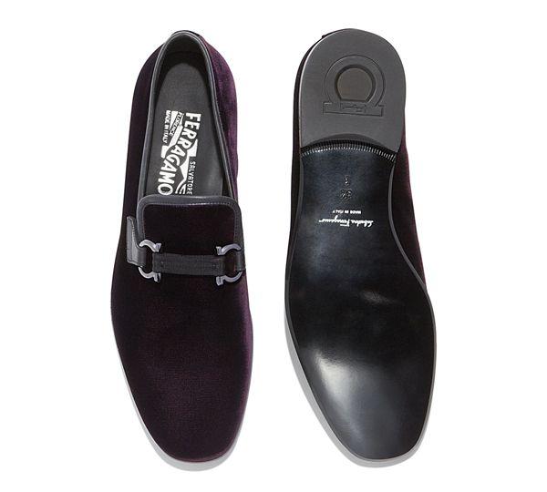 on sale 13692 d8c90 Mocasín doble Gancio - Zapatos - Hombre - Salvatore Ferragamo