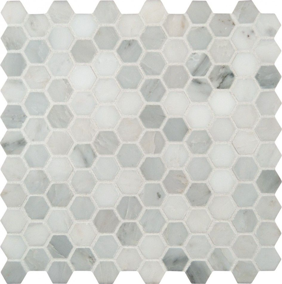 Inspiring Bathroom Decoration Using Octagon Tile Pattern Ideas ...