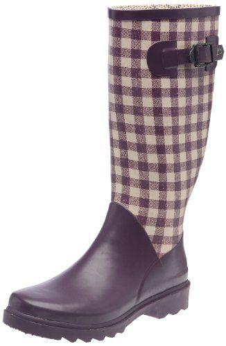 Zapatos de mujer. JARDY Bottecampagne Aubergine de Botas de agua de Aubergine c4116f