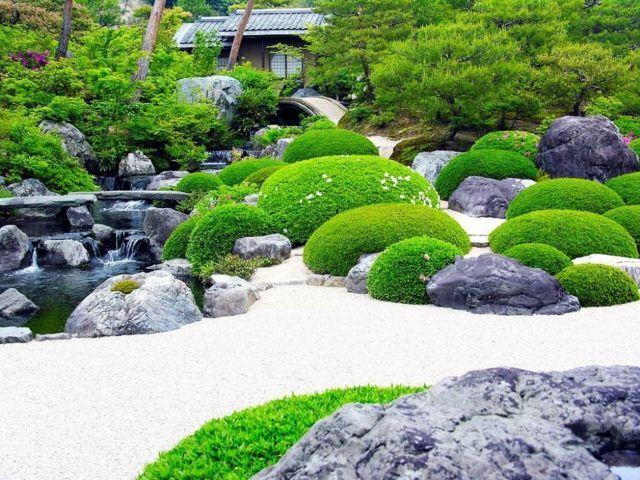 Jardin japonais : le monde vert du pays du soleil | Gardens