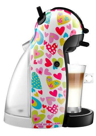 nescafe dolce gusto piccolo agatha ruiz de la prada. Black Bedroom Furniture Sets. Home Design Ideas
