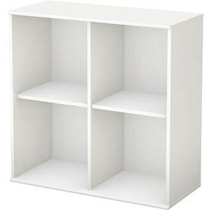 4 Cubby Storage Shelves Verall Dimensions 31 5 Quot L X 14 Quot W X 31 3 Quot H Cubbies Each Measure