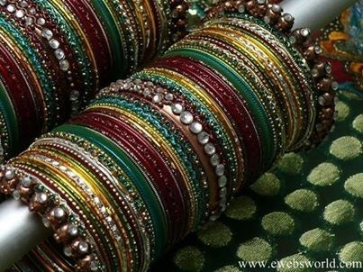 bangles, wedding, Indian, tradition, multicolored, beautiful, pretty, awesome