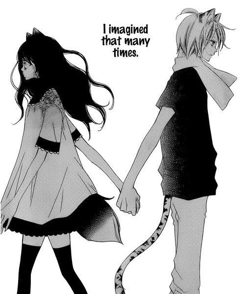 Monokuro Shounen Shoujo 52 #manga #shoujo #romance #comedy