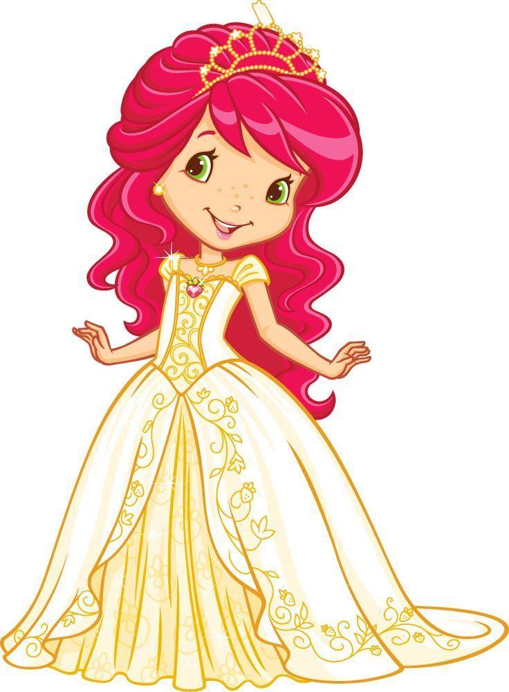 Resultado De Imagem Para Turma Da Moranguinha Princesa Com