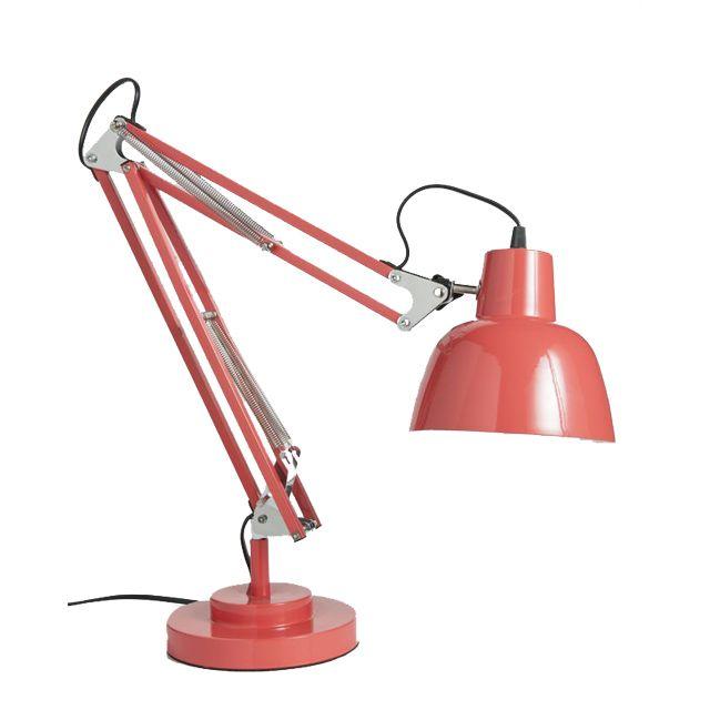 Tendance Déco Lampe Colours Corail Castorama Isaac Yf6gy7vb