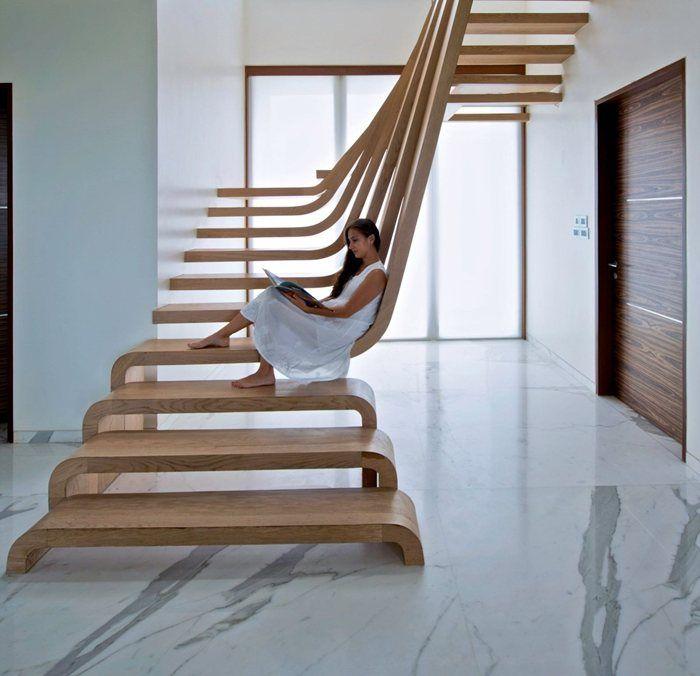 SDM APARTMENT + Interior u003e Staircase Pinterest Intérieur et Design