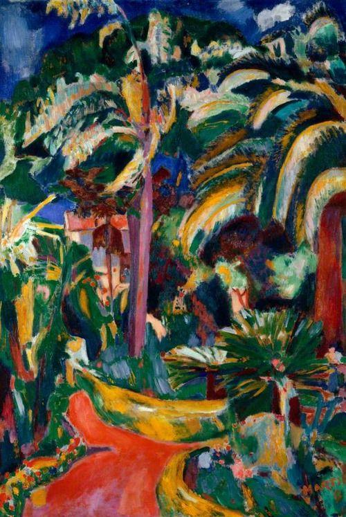 Cave to Canvas  Martin Bloch, Malaga, 1916