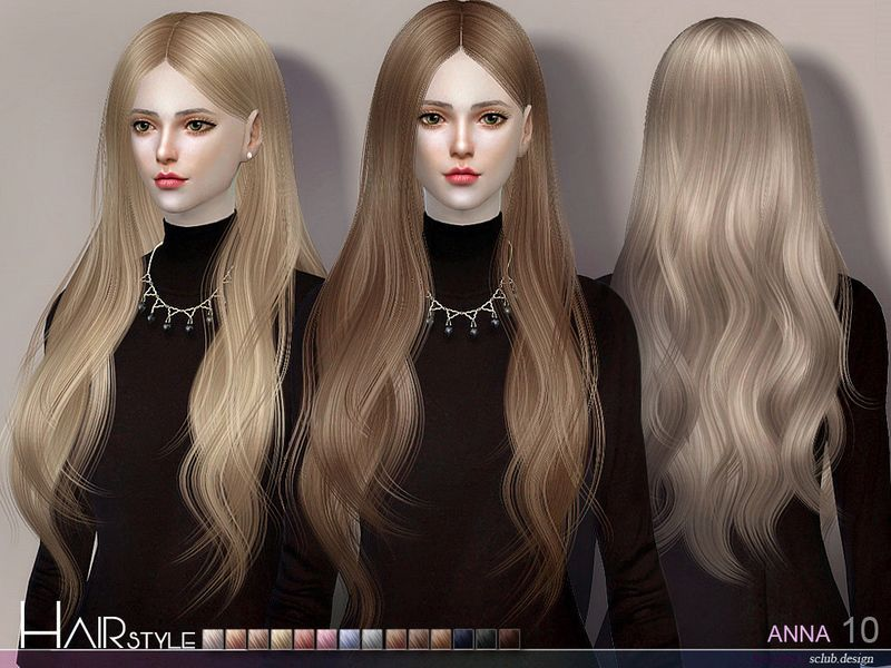 Hi Everyone Found In Tsr Category Sims 4 Female Hairstyles Sims