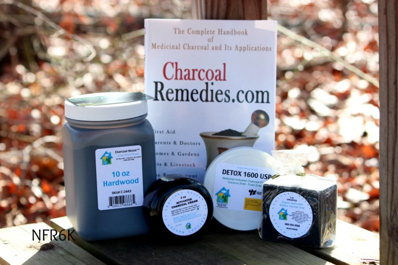 Activated Charcoal Do you know all of the amazing uses