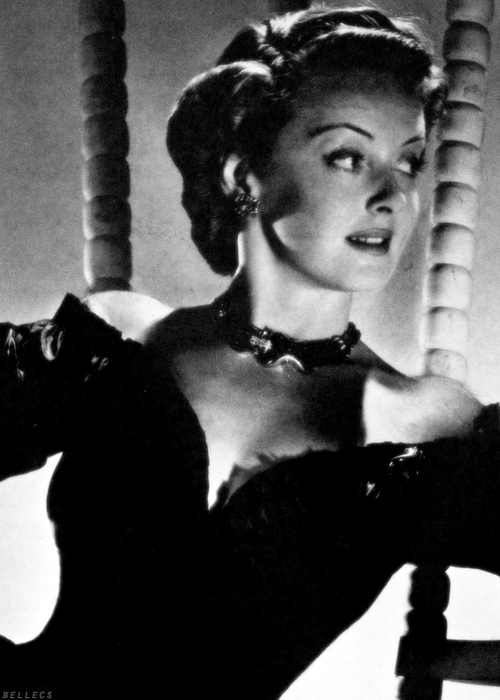 Bette Davis in The Letter 1940 photographed by Horst P Horst