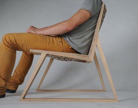 Flexible Holz Chair Church Chair Furniture Wooden