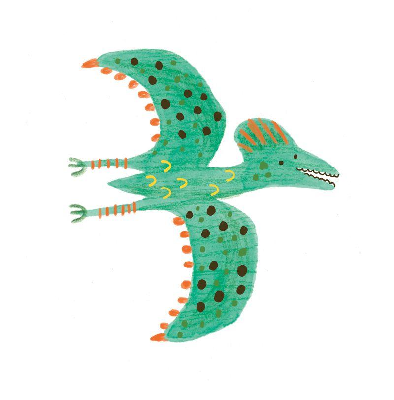 Love drawing dinosaurs :) #dinosaurillustration