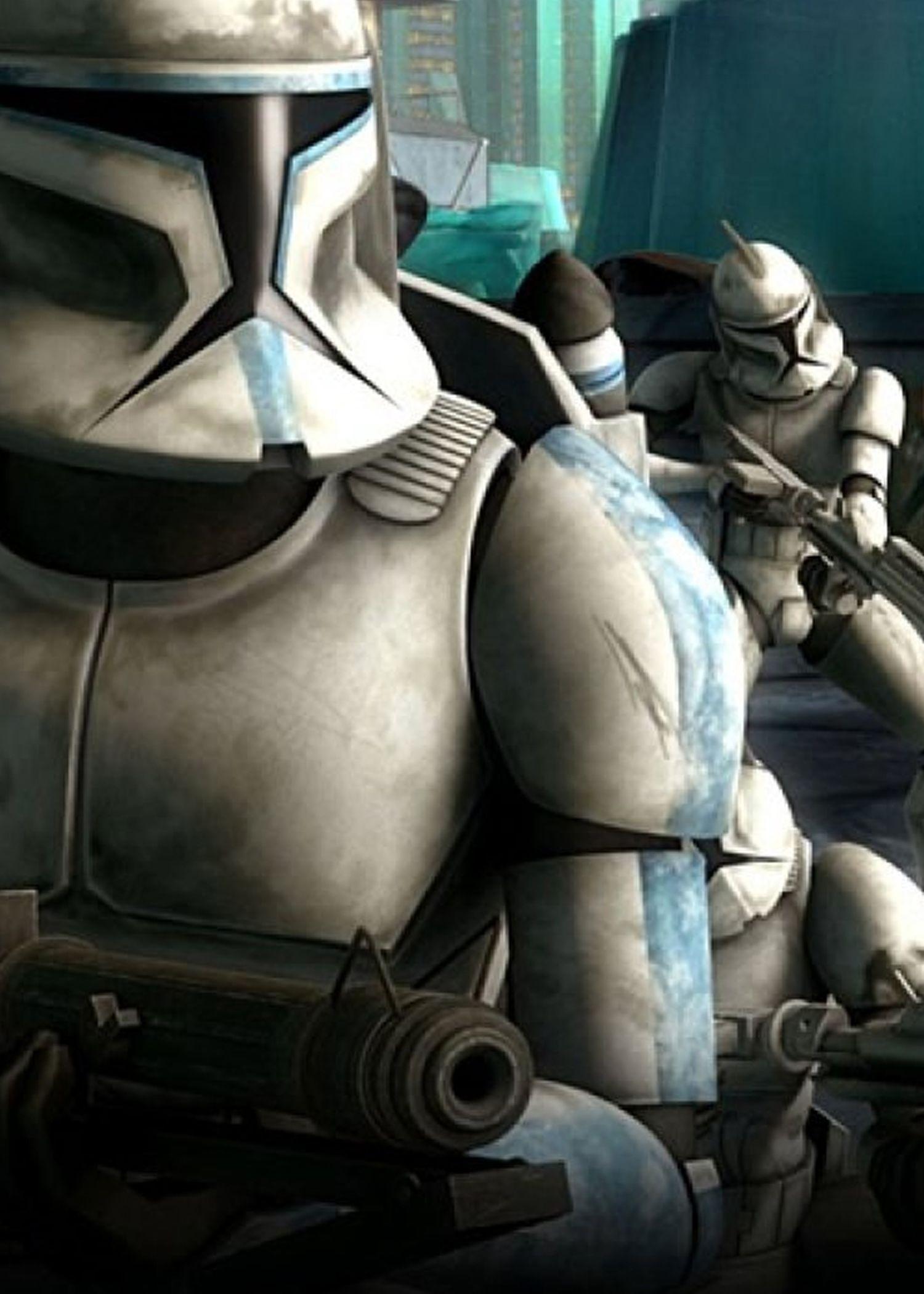 Clone Troopers Star Wars Kunst Star Wars Klone Hintergrund