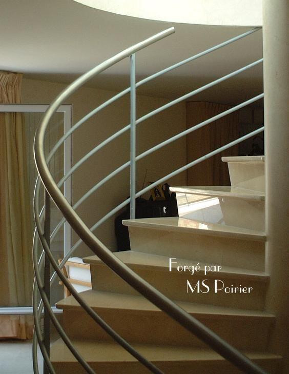 rampe design bateau escaliers home decor stairs et decor. Black Bedroom Furniture Sets. Home Design Ideas