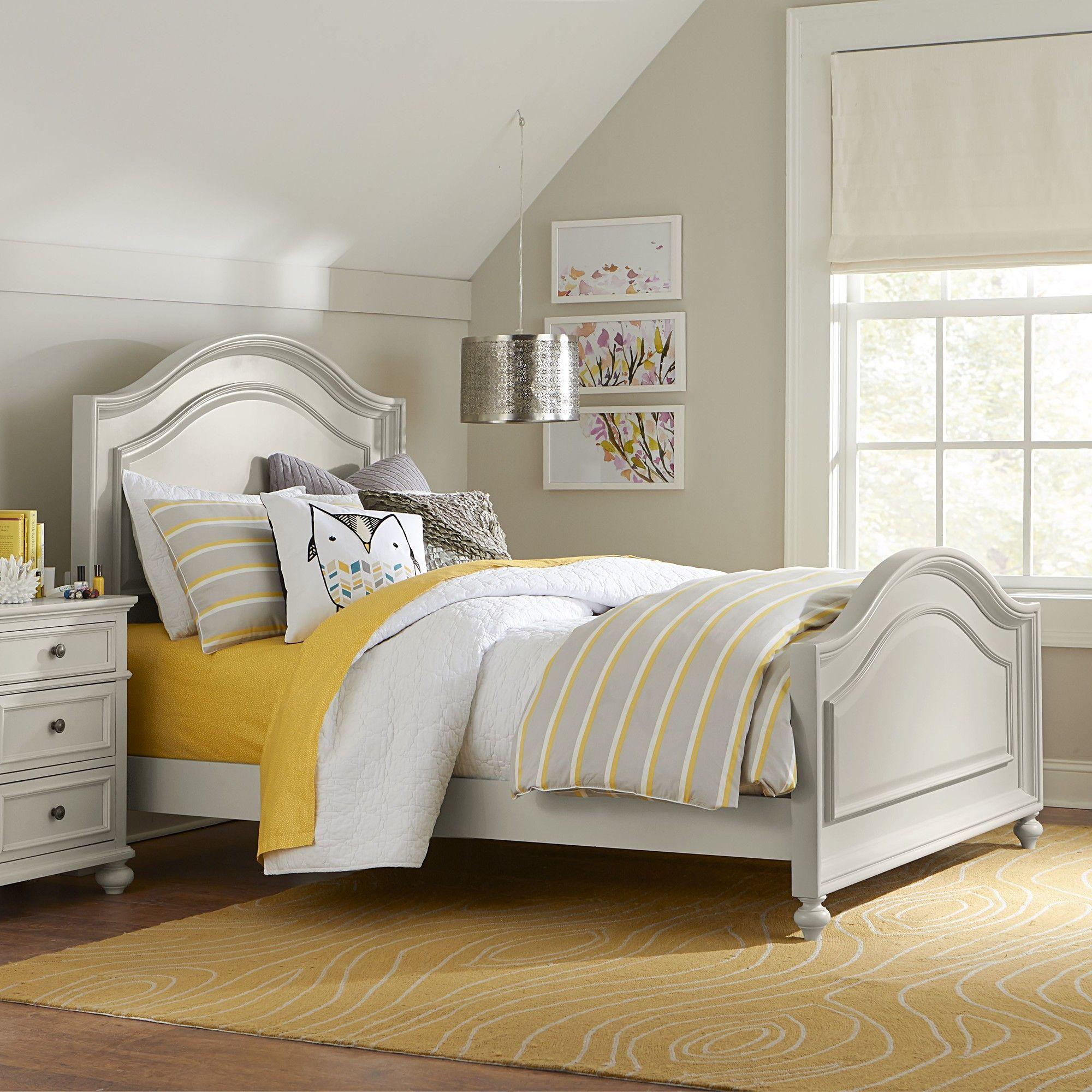 Haley Panel Bed Bedroom set, Kids bedroom sets, Furniture