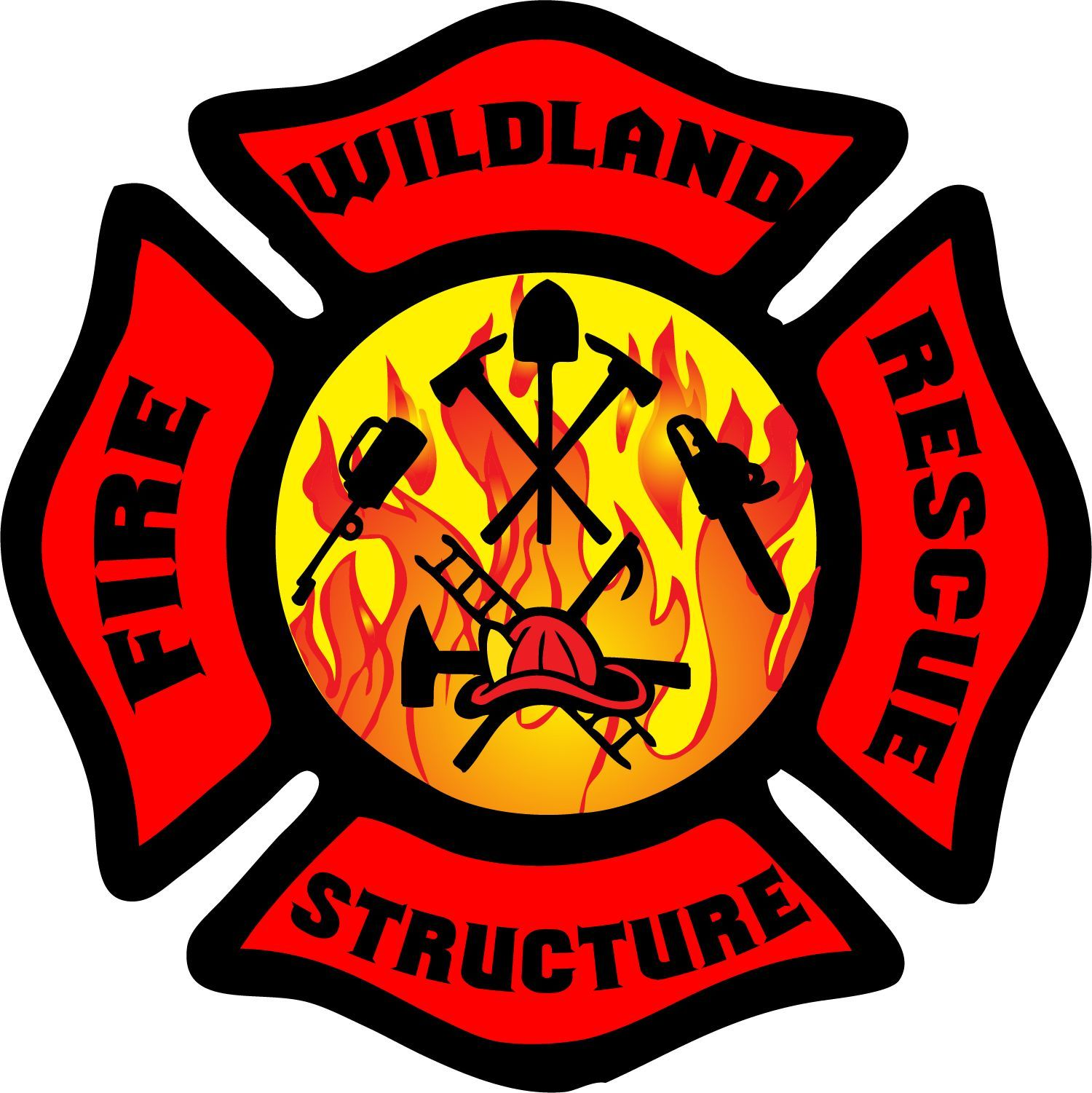 Wildland Firefighter Structure Firefighter Fire and Rescue