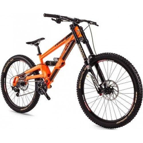 Orange 324 Rs Mountain Bike 2016 Full Suspension Mtb Orange