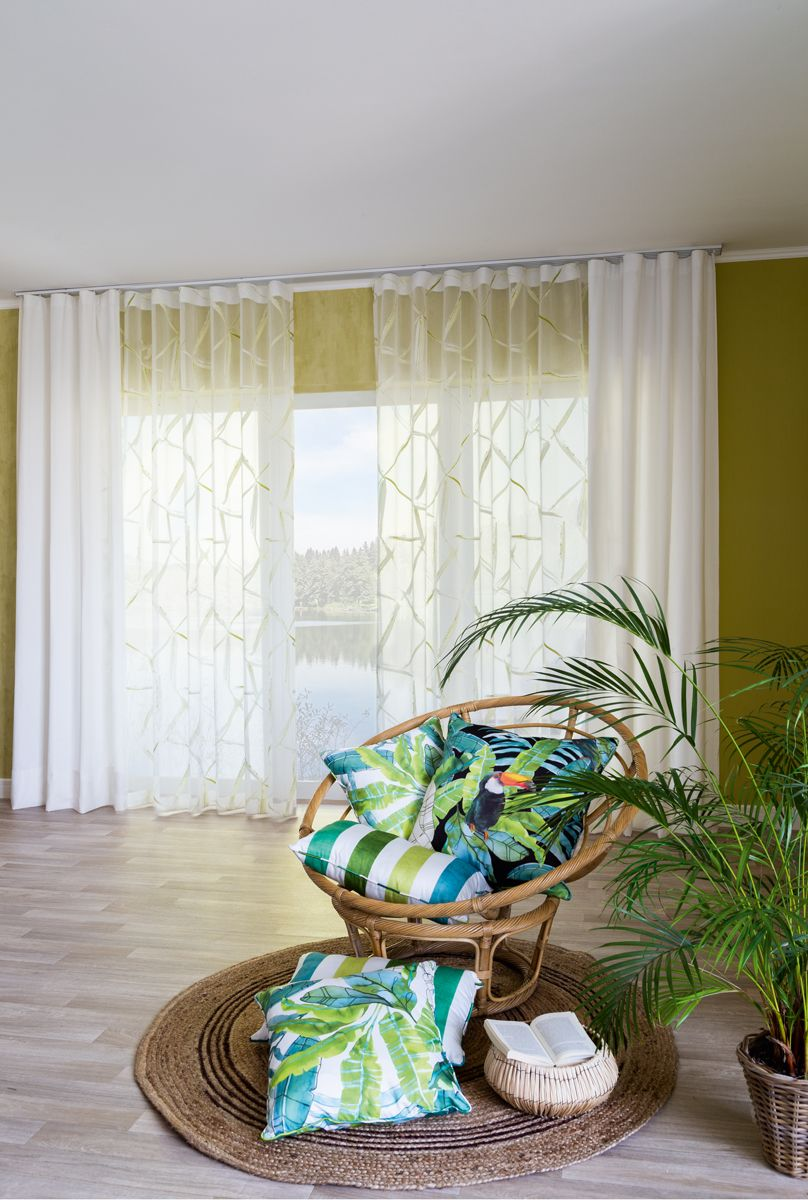 Curtains By Indes Fuggerhaus Gardinen Indes Fuggerhaus