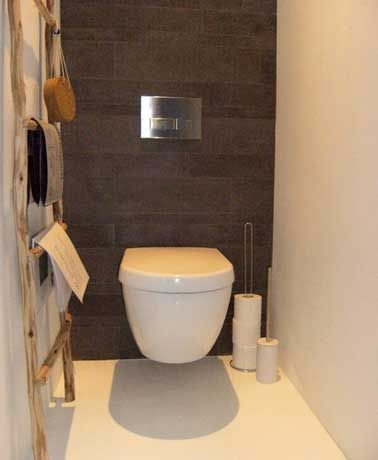 10 fa ons d 39 arranger la d co de ses wc la deco deco wc et inox for Deco toilette moderne