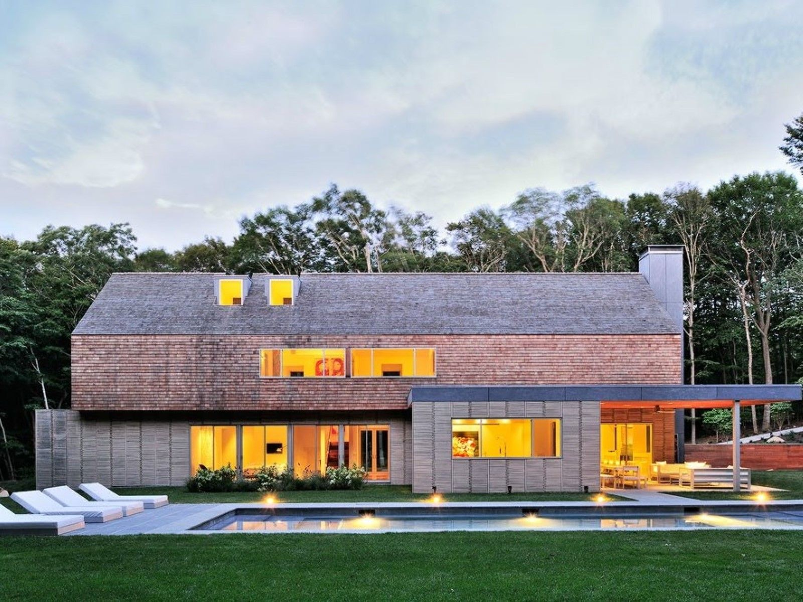 Striking Modern Home