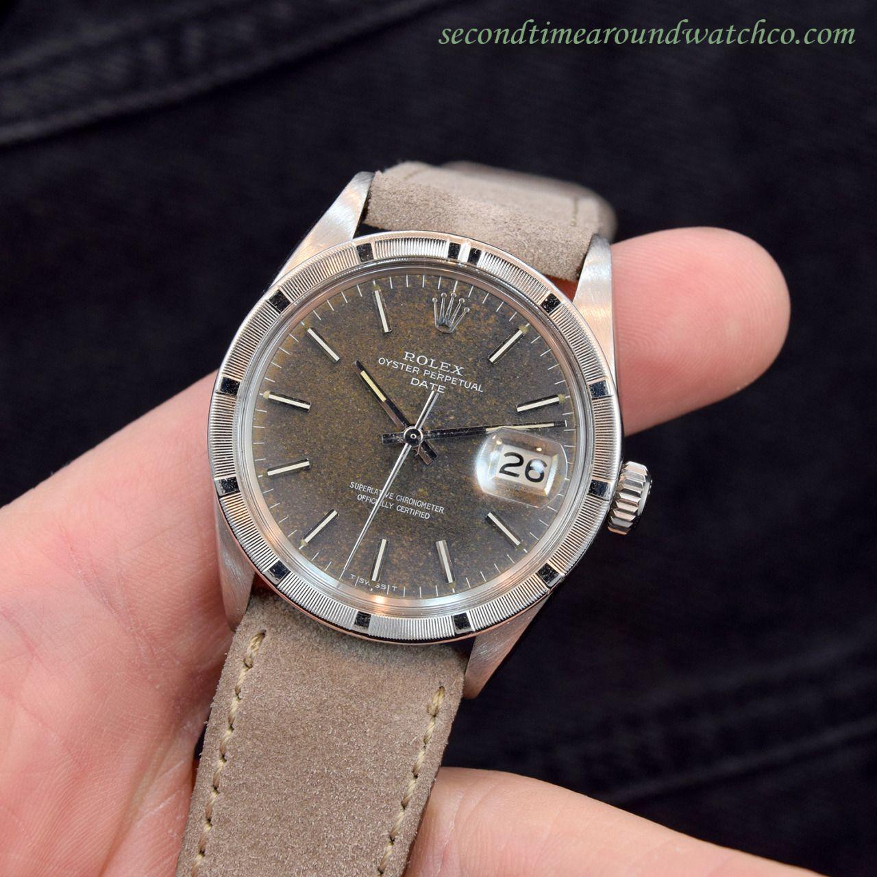 Second Time Around Watch Company Vintage Rolex Vintage Watches Vintage Timepiece