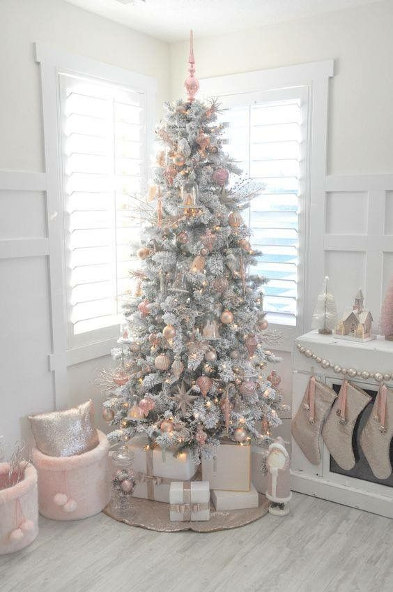 Christmas Tree Trends 2019 Christmas color trends 2019 | Christmas color trends 2019 | Pink