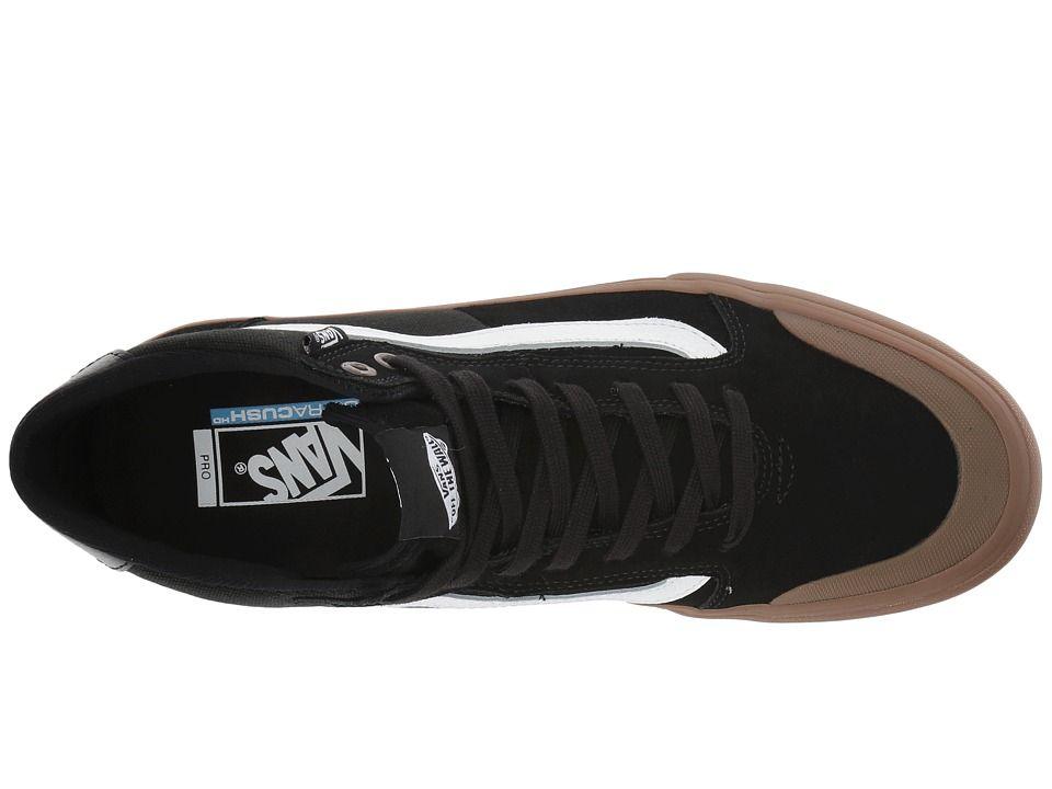 2cad748a0cf Vans Style 112 Mid Pro Men s Skate Shoes Black White Gum