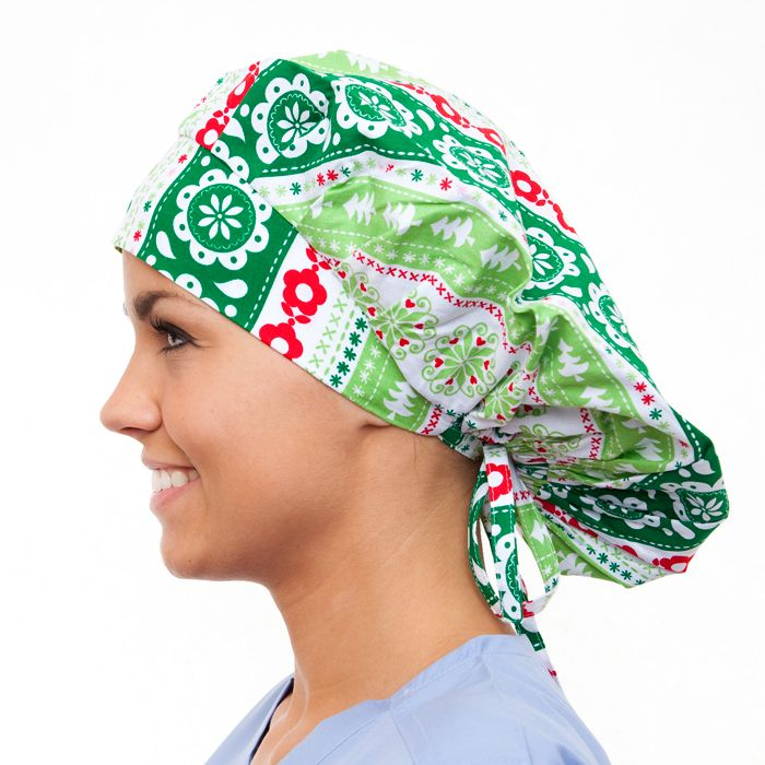 Free Printable Surgical Hat Patterns Bing In 2020 Scrub Hat