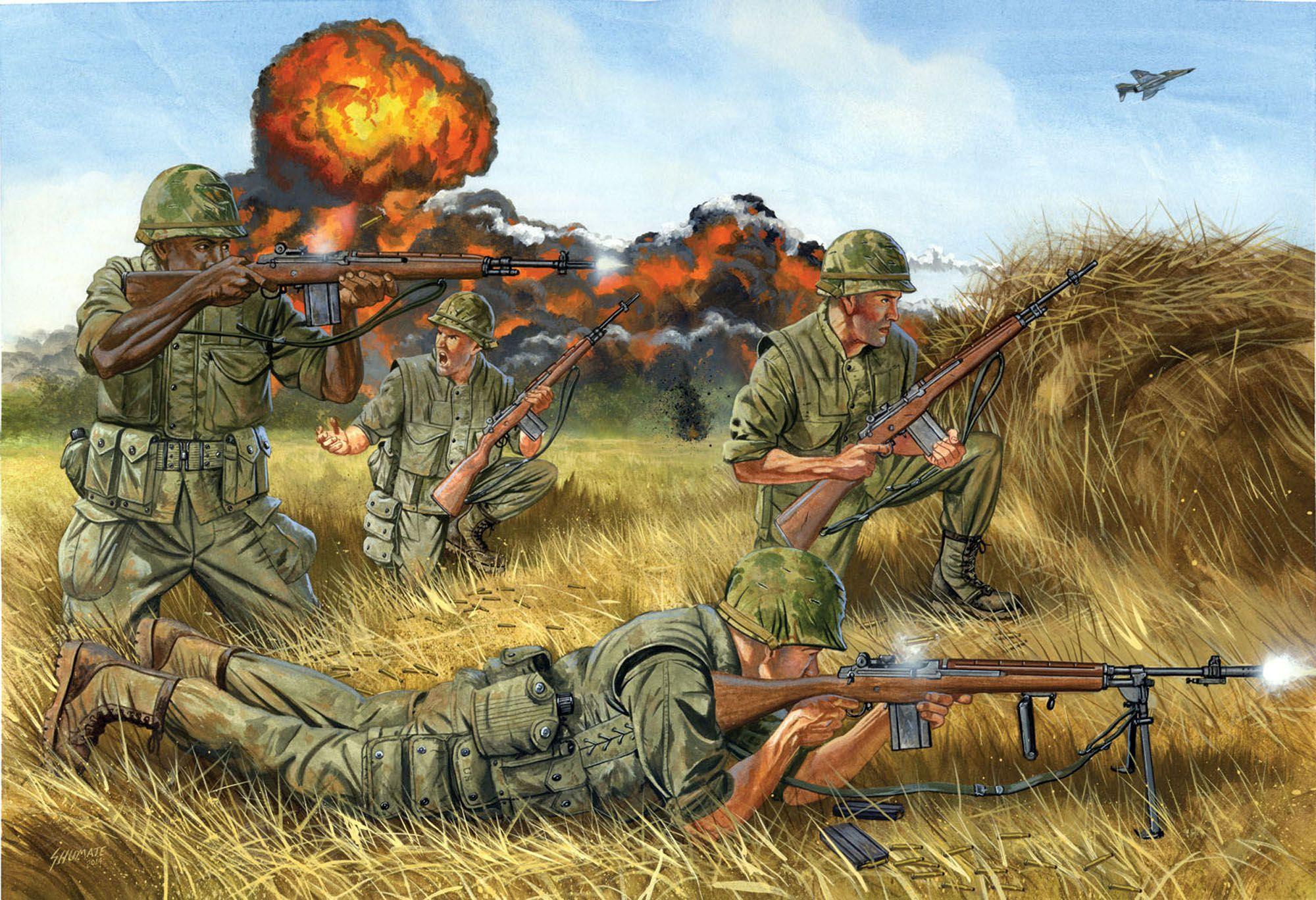 M14 In Vietnam