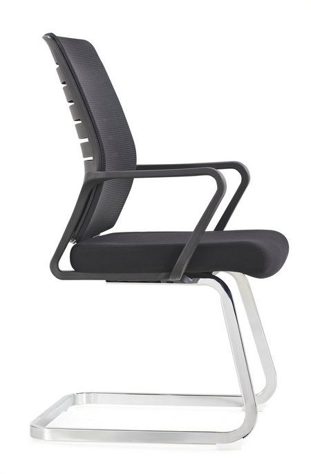 Black Guest Chair China Manufacturer Visitor Office Task Chairs