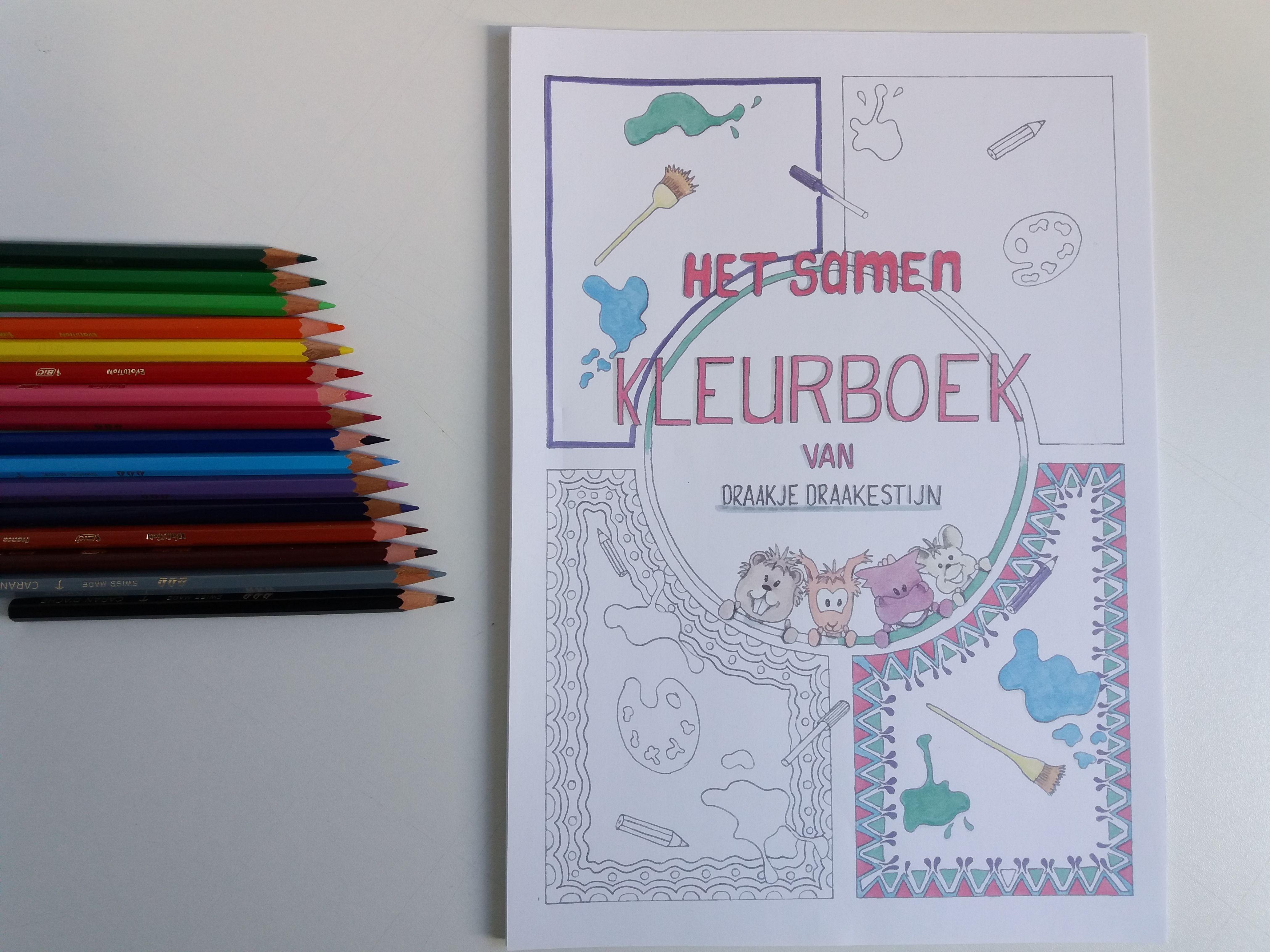 Pin Op Kinderboek Draakje Draakestijn