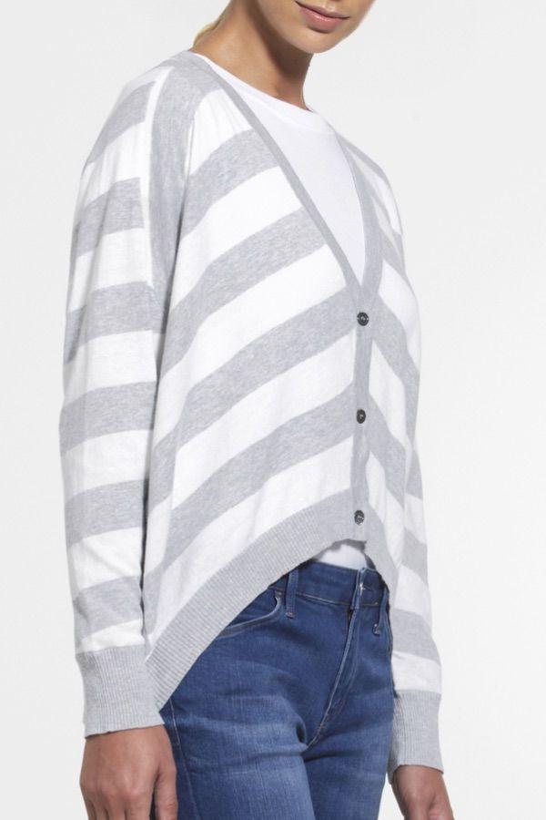 Dreamy Cardi SS2015 NINETEEN//46 #knitwear #fullyfashioned #summerknitwear #summer #cotton