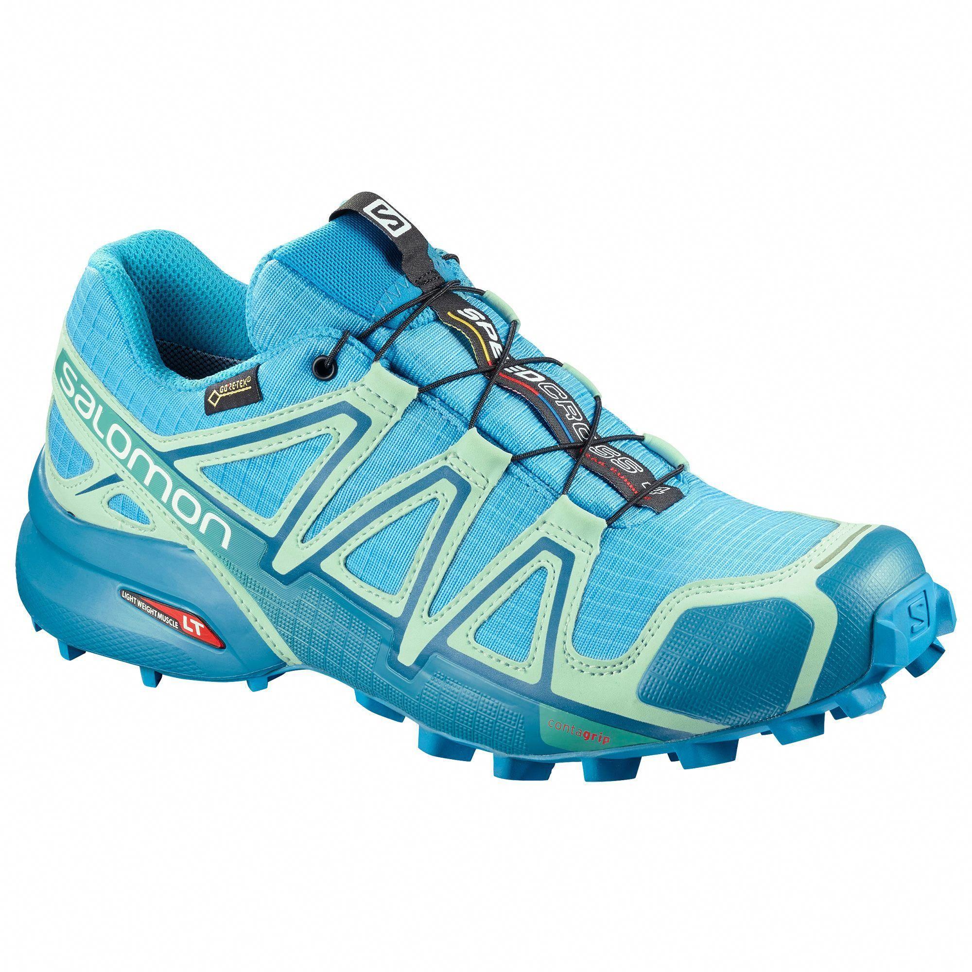 bieten viel 50-70% Rabatt auf Füßen Bilder von Salomon trail shoes: SPEEDCROSS 4 GTX® W #trailshoes ...