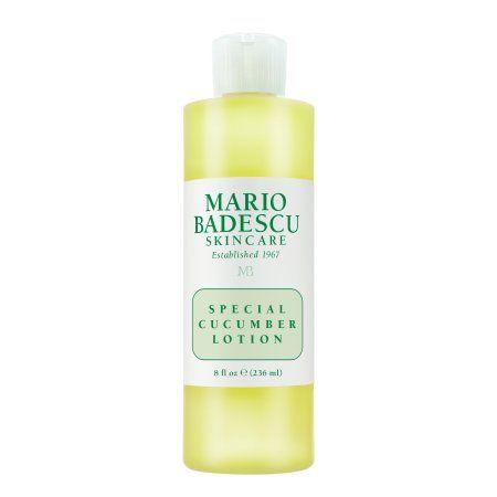 Mario Badescu Special Cucumber Lotion 8 Fl Oz Clear