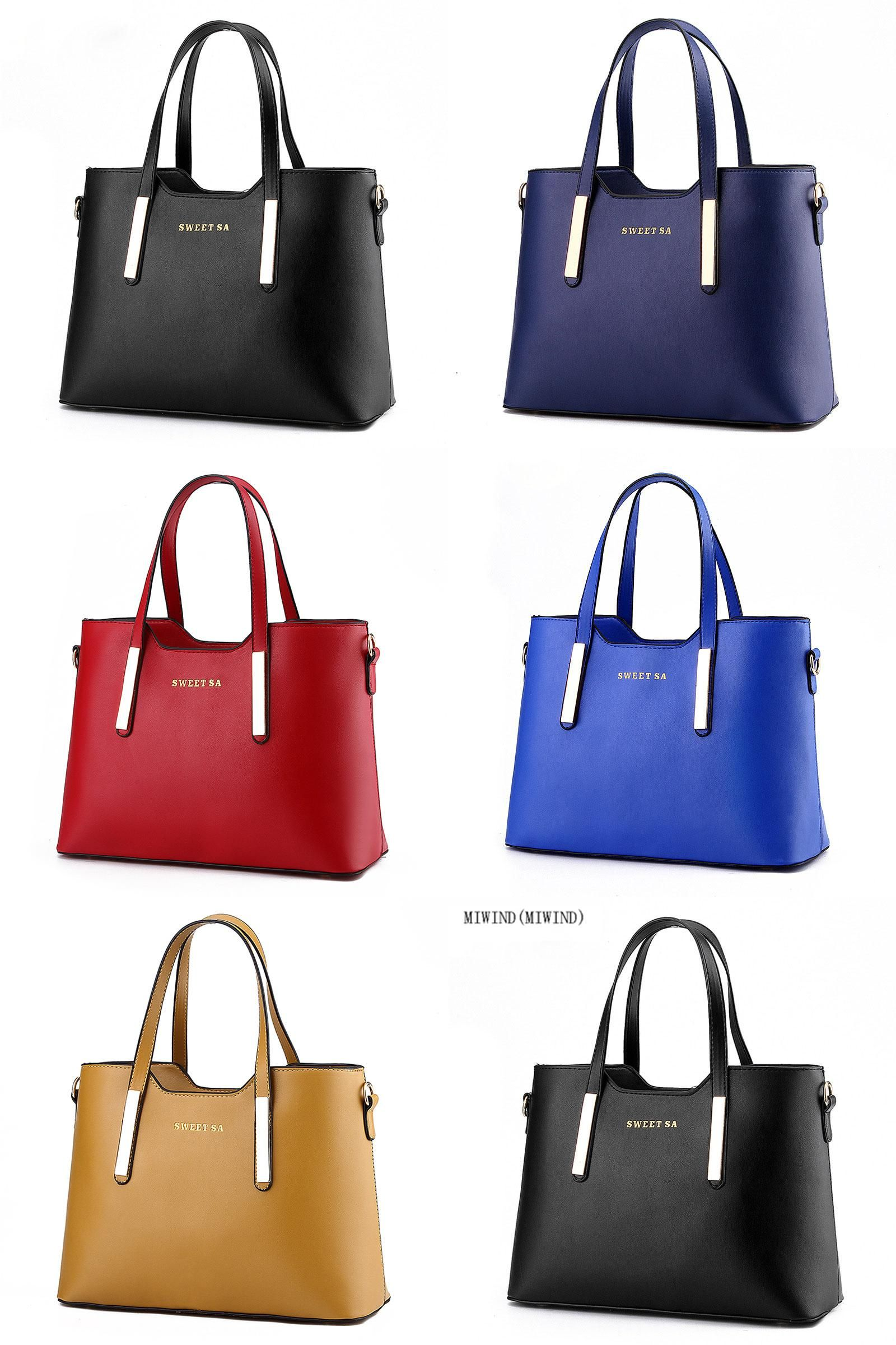 db838e37a9c  Visit to Buy  MIWIND(MIWIND)Handbags new commuter fashion bag female  stereotypes
