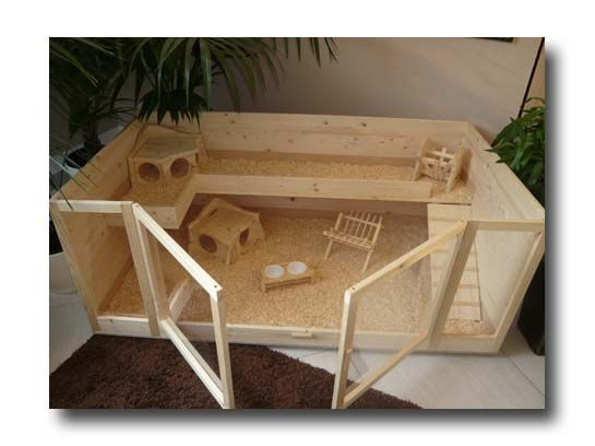 modell natural living kleintierk fig das heim f r deine lieblinge einfach aus holz selber. Black Bedroom Furniture Sets. Home Design Ideas