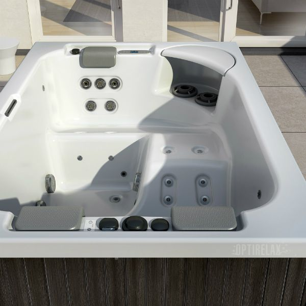 Mini Spa Whirlpool Auf Dem Balkon Tc Spa S Whirlpool Pinterest