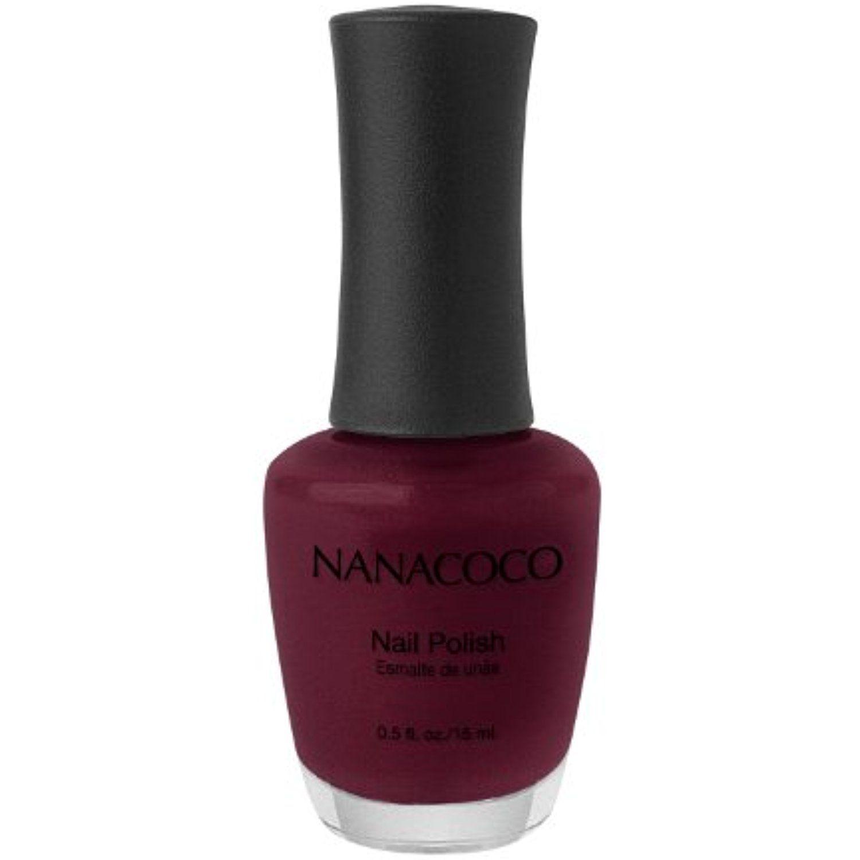 Nanacoco Nail Polish IRRESISTIBLE #FootHandNailCare