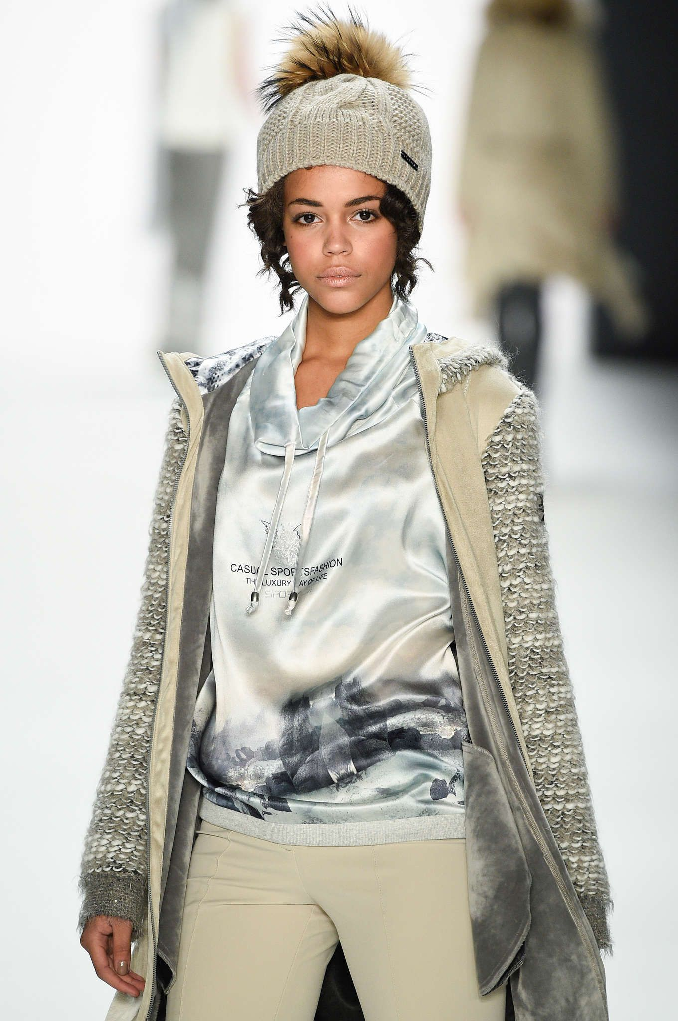 Sportalm FallWinter Womenswear Catwalks Malha