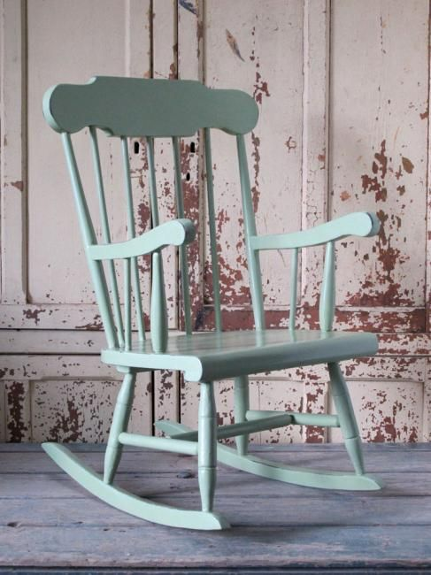 Child S Rocking Chair Really Like This Color Gender