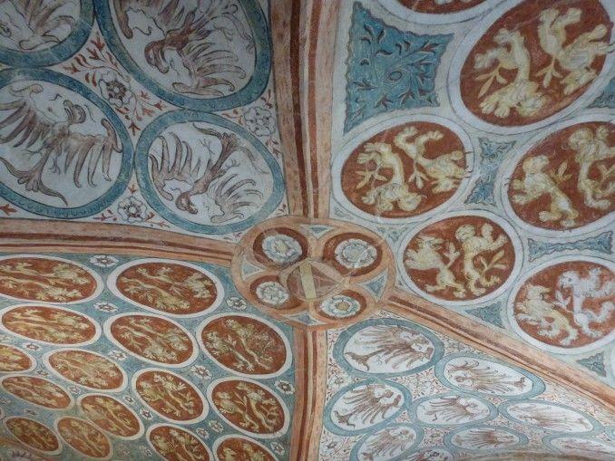 Minneseangersaal In Ulm Buchmalerei Spates Mittelalter