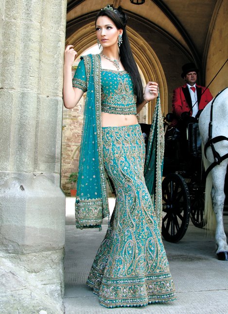 jaan-bridal-wear-6 | Asiana.tv | KKI | Pinterest | Wedding dress and ...