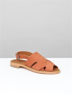 Rachel Comey Tanned Tuscola Sandals Sandal SuedeShoes hsBQrCtdx