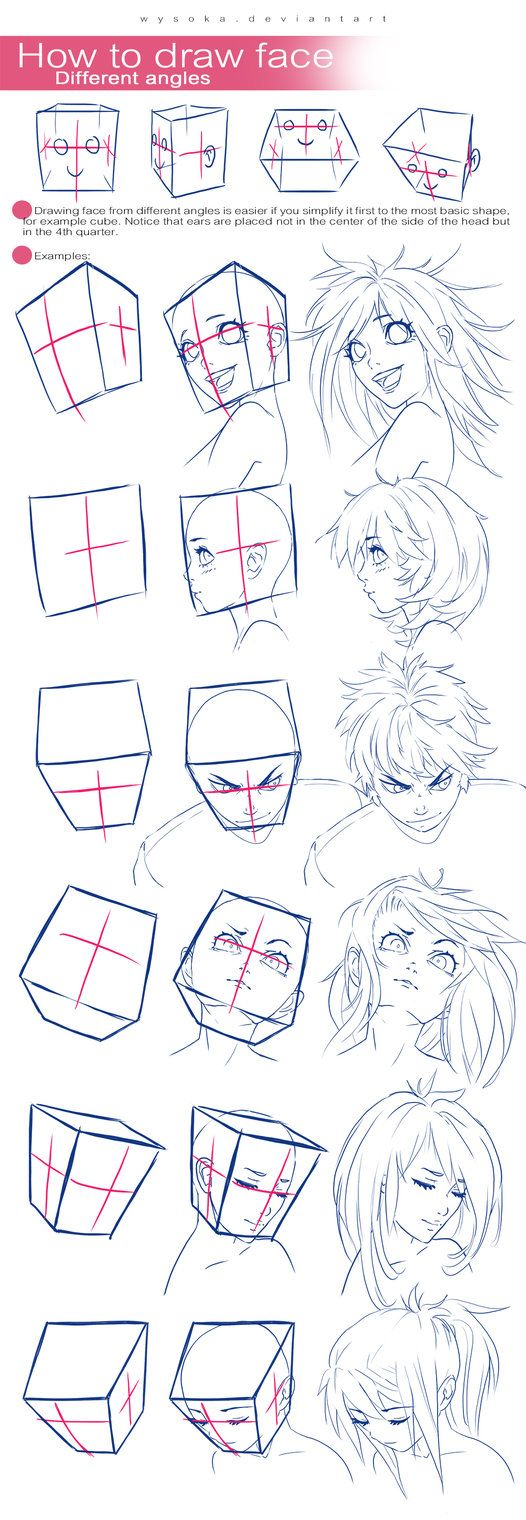 ★ T U M B L R ★ P A T R E O N ★ S H O P ★ Y O U T U B E ★ New tutorial! Square faces! Hope you like ___________ Learn m...