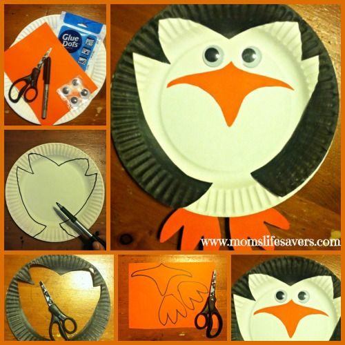 Penguins of Madagascar - Review and Craft | Craft ...