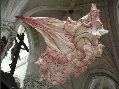 Paper objects, by Peter Gentenaar