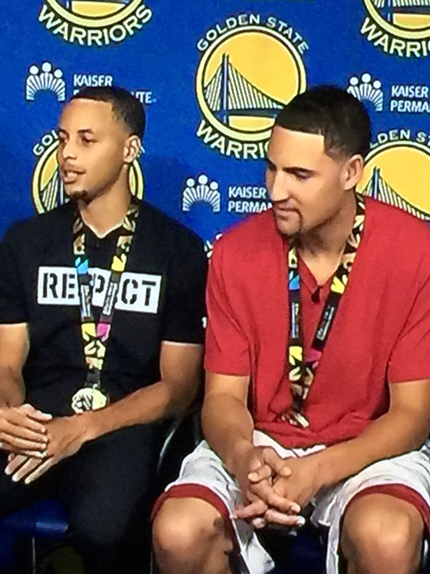 Curry & Klay